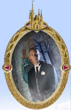 Haunted Mansion Butler